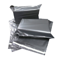 "10x14"" Grey Mailing Bags"